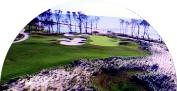 Bay Creek Golf Course in Chesapeake Bay
